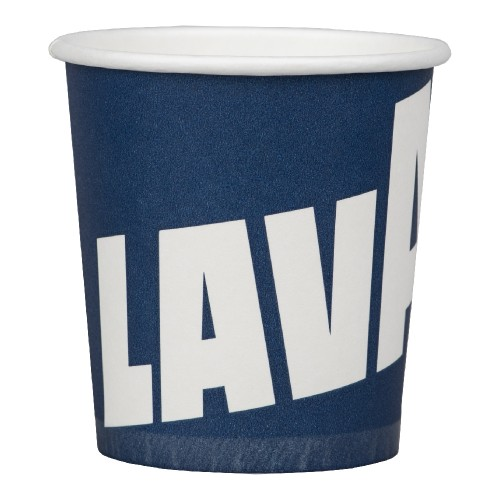 Pahare Carton 4 si 6 Oz Lavazza New