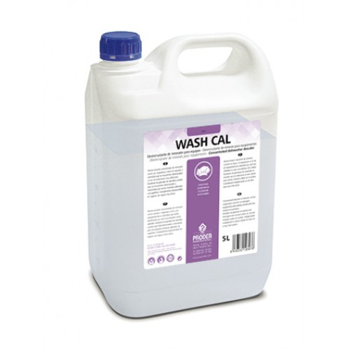Detergent Concentrat Indepartarea Calciului Wash Cal 5 L