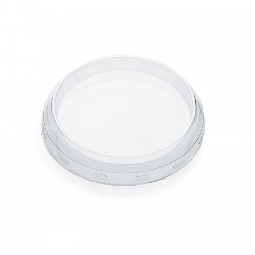 Capac Transparent Caserole Rotunde PP