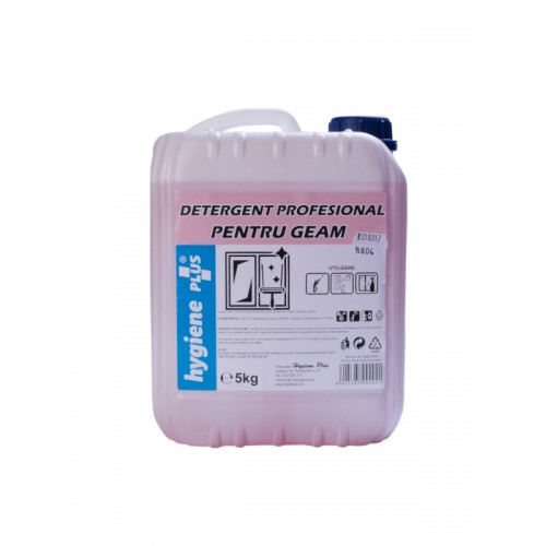 Detergent Pentru Geamuri Plus 5 kg